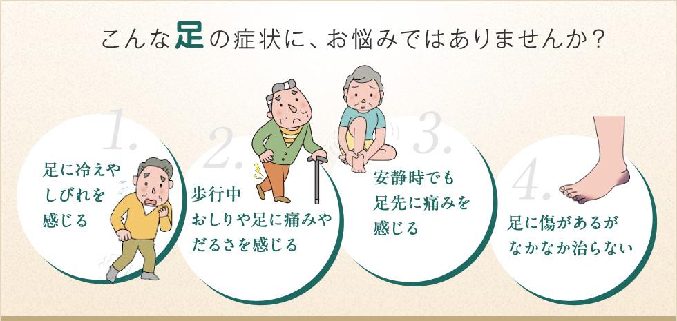 リハビリ 硬化 症 動脈 閉塞 性
