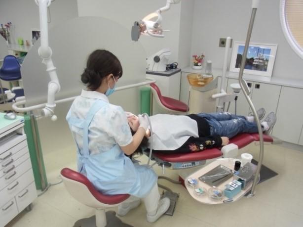 歯科通信】全身麻酔で手術を受け...